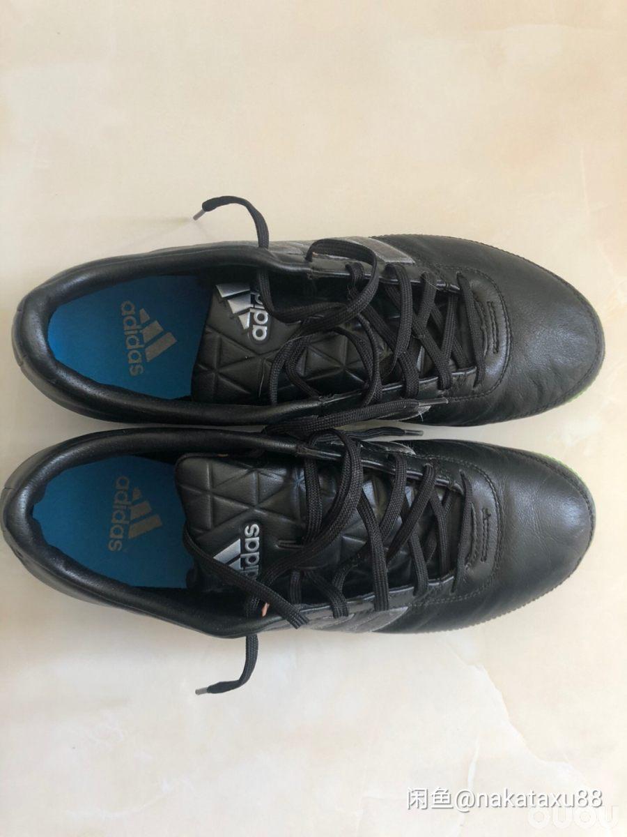 我穿过的AG球鞋