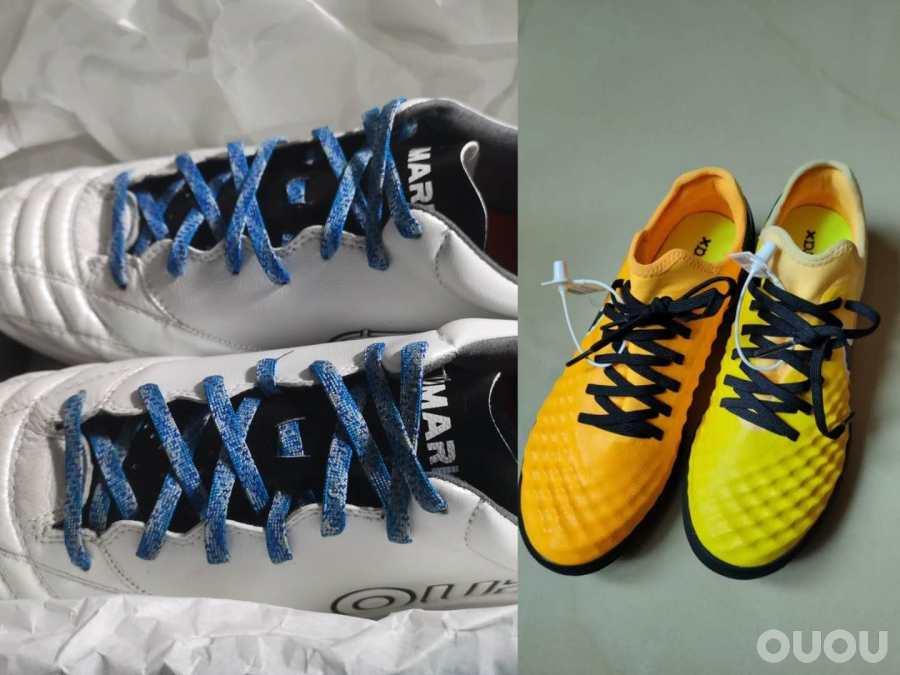 简单分享最近新购入的球鞋(一):oumarkⅠ、MagistaX Finale TF