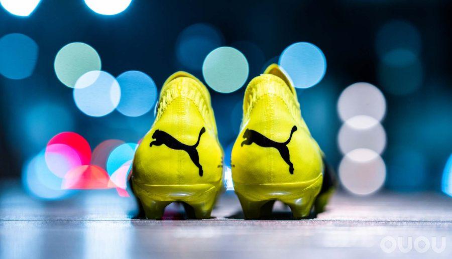 彪马发布Future Z Game On 足球鞋