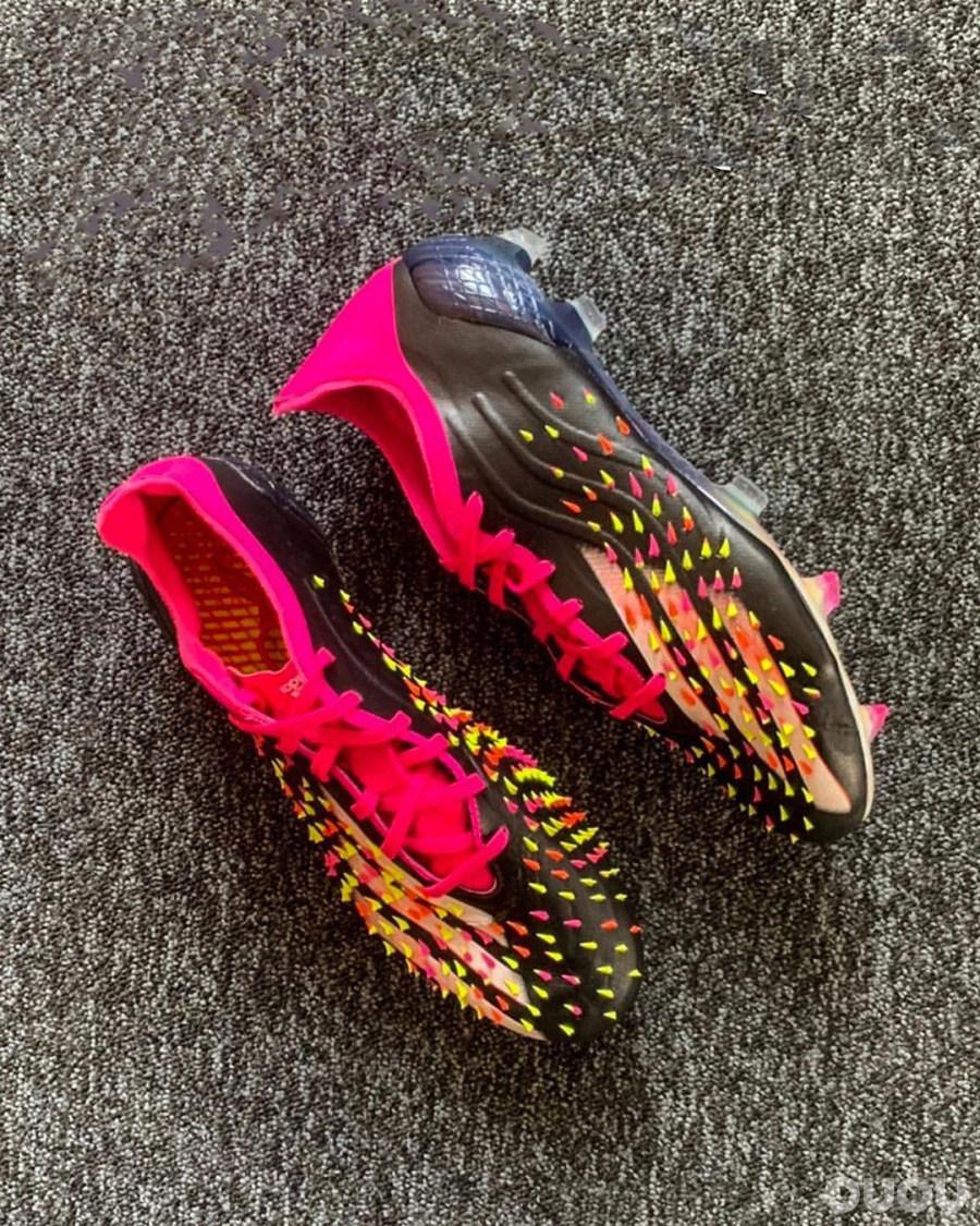 阿迪达斯Copa Predator X Hybird足球鞋曝光