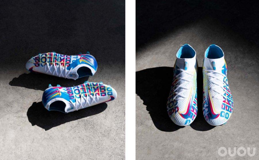 耐克推出特别版Phantom GT 3D足球鞋