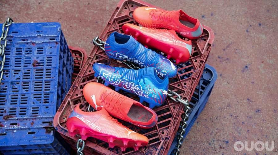 PUMA推出全新Faster Football 系列FUTURE Z 1.2足球鞋