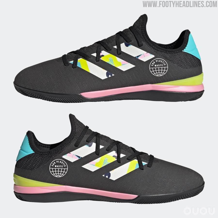 阿迪达斯Gamemode足球鞋亮相