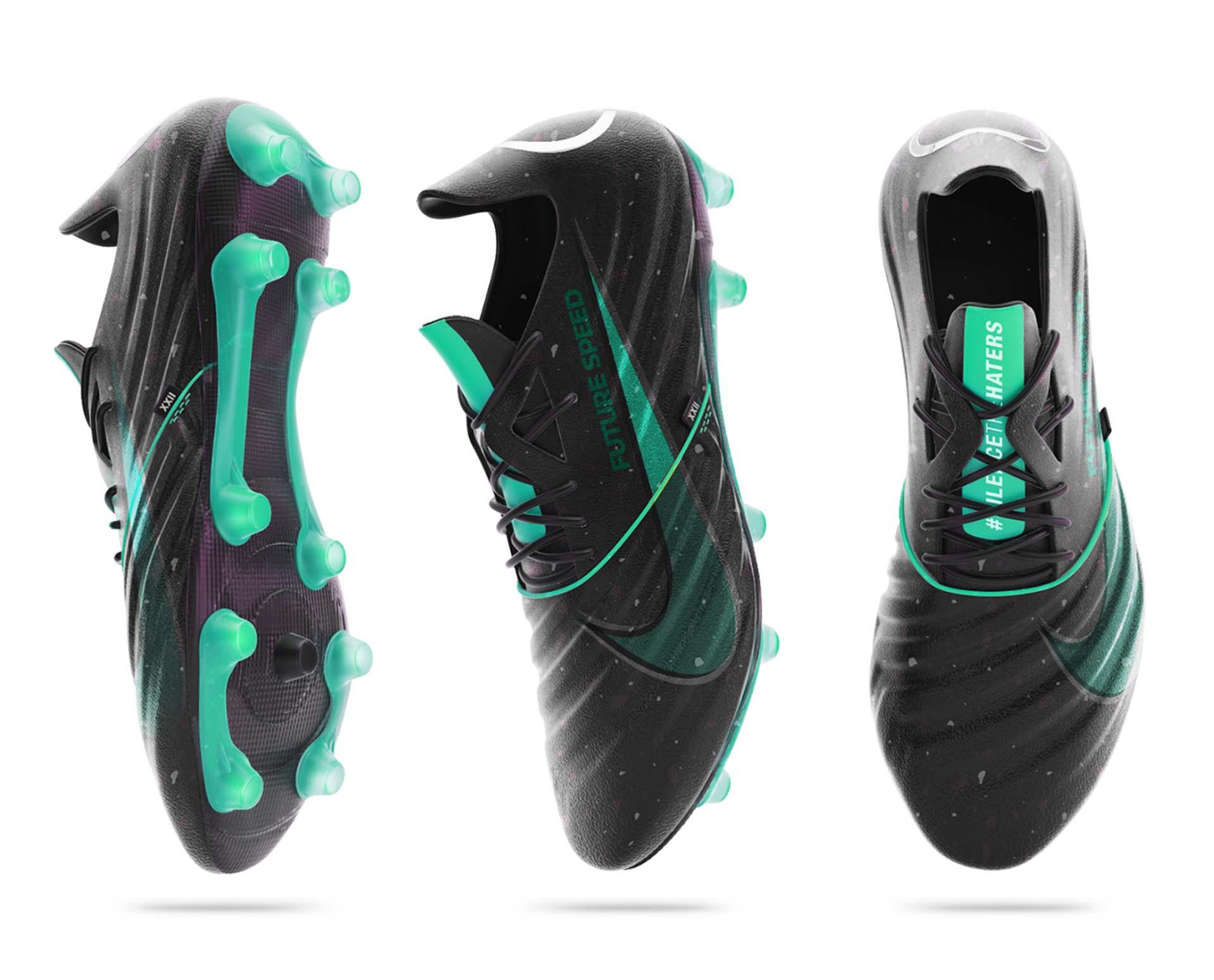 Mossawi Studios设计Nike Future Fast 2022概念球鞋