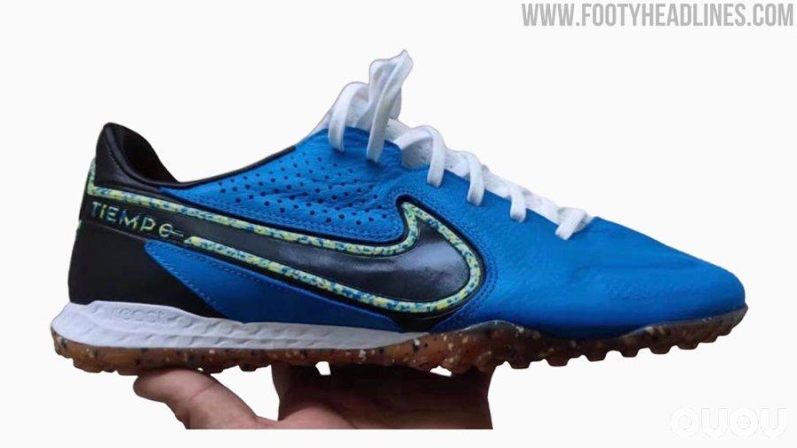 引人注目的下一代Nike Tiempo Legend 9战靴曝光