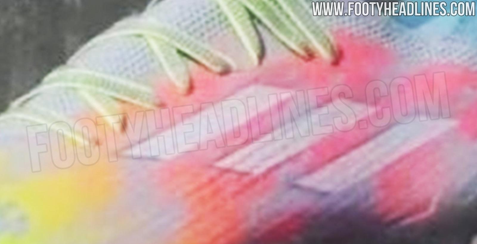新一代阿迪达斯X Speedflow战靴曝光