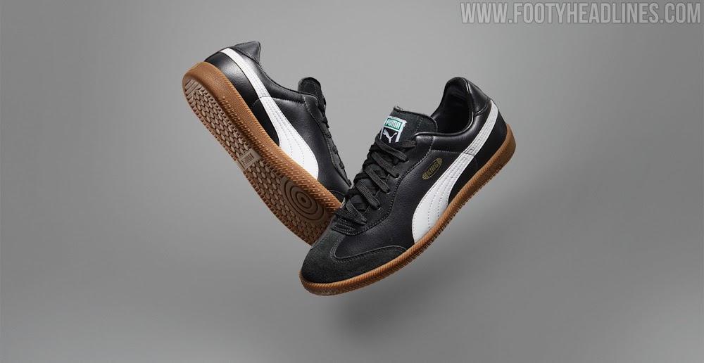 彪马将发布价格亲民的King室内足球鞋