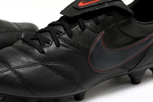 Nike Premier II FG黑/红配色发布