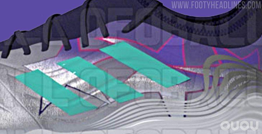 阿迪达斯Copa Sense 2022欧冠战靴曝光