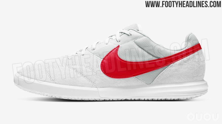 新配色Nike Premier II Sala曝光