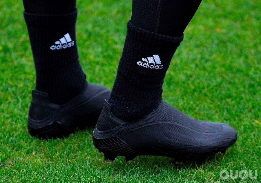 南野拓实上脚新一代adidas X
