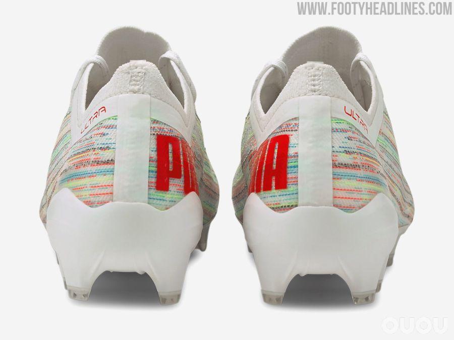 彪马Ultra足球鞋Spectra Pack套装配色曝光