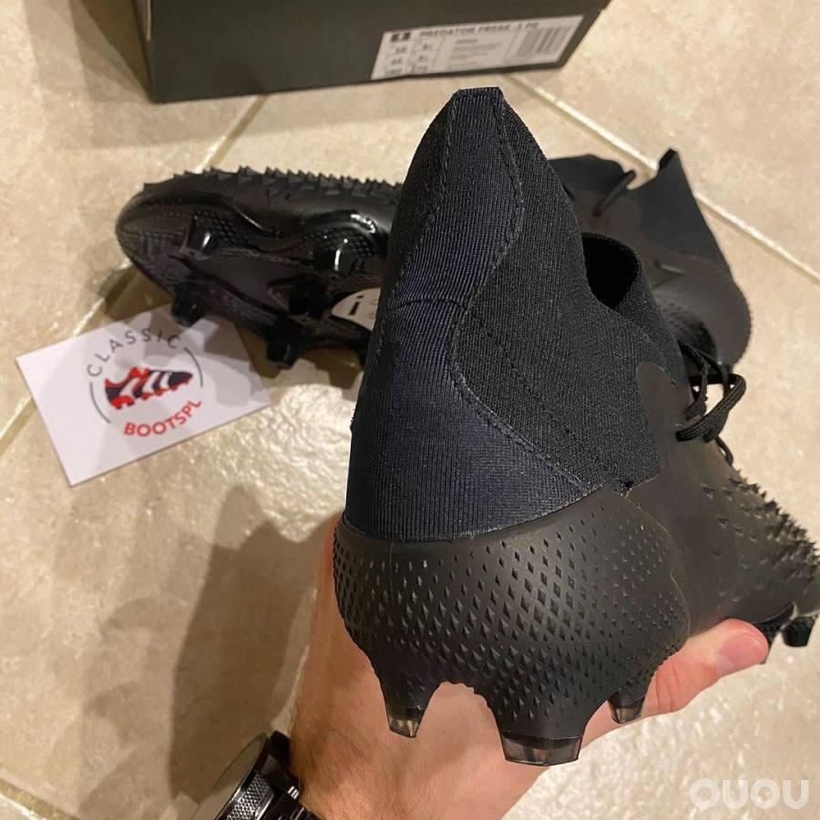 新一代adidas Predator Freak原型鞋曝光