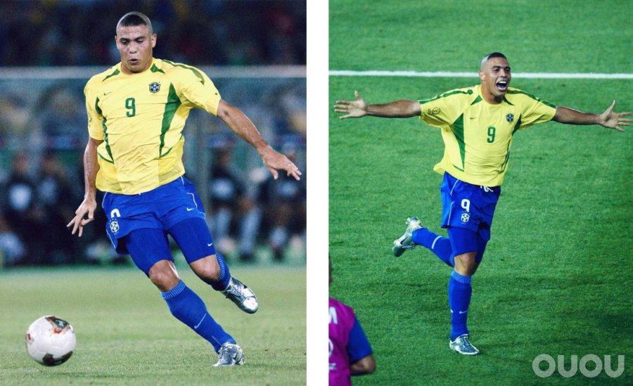 R9世界杯球鞋记忆