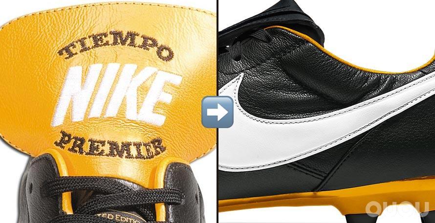 源自经典,新配色Nike Premier II曝光
