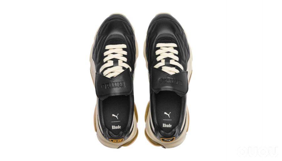 PUMA X Rhude发布联名鞋款Cell King