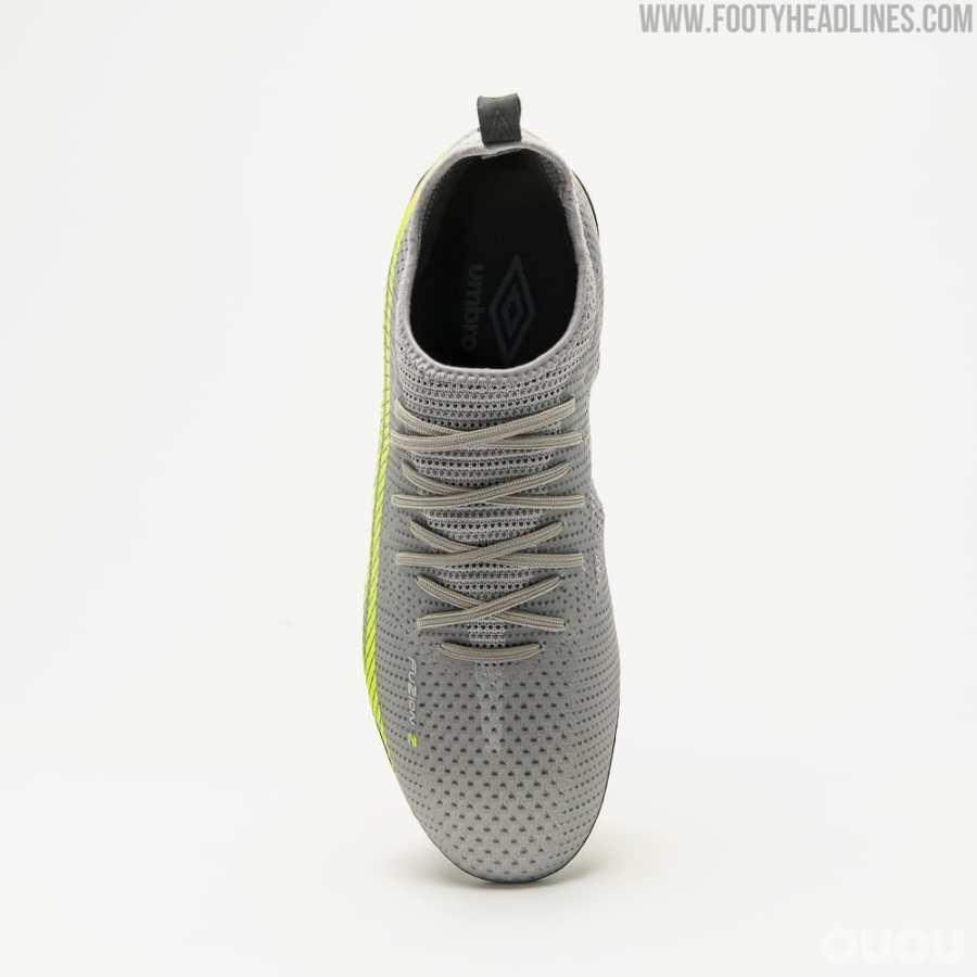 Umbro推出Fuzion Z足球鞋