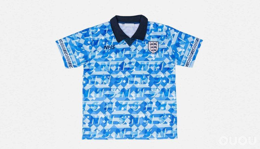 Art Of Football推出NHS球衣