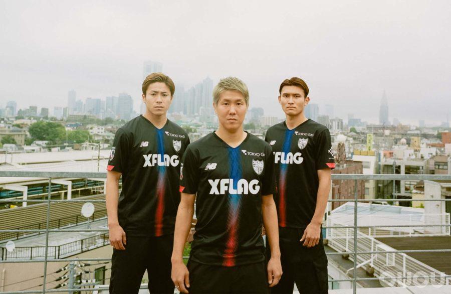 新百伦发布东京FC2021赛季第二客场服