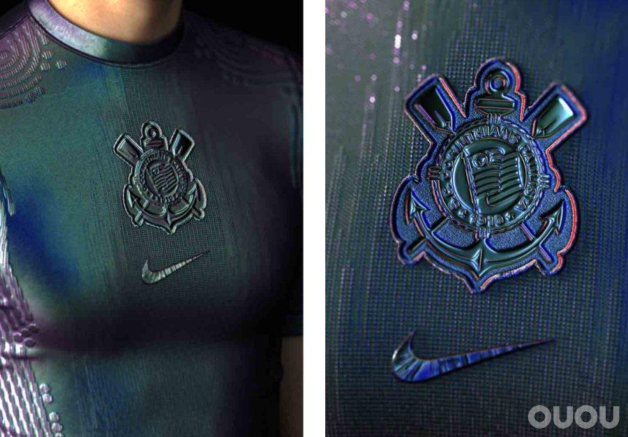 SETTPACE推出科林蒂安概念球衣