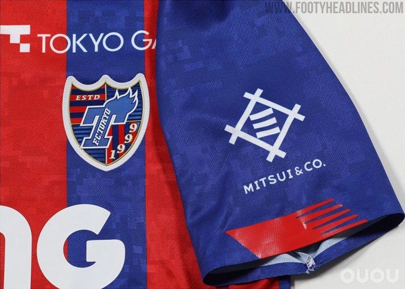 东京FC新赛季球衣发布