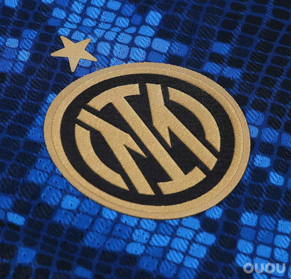 耐克推出国际米兰21/22赛季主场球衣