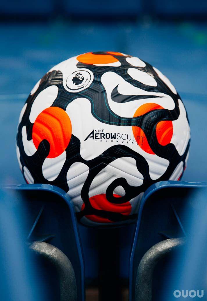 耐克公布英超联赛2021/2022赛季比赛用球