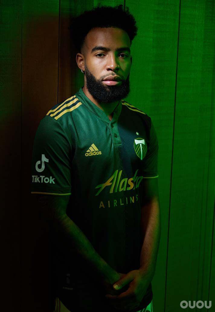 波特兰伐木者发布2021赛季主场球衣