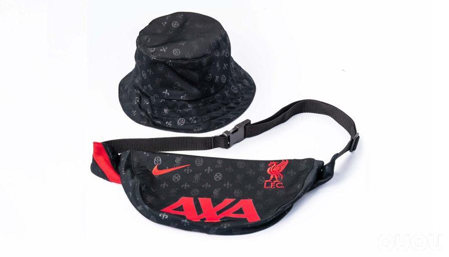 Art Of Football与耐克合作打造利物浦腰包