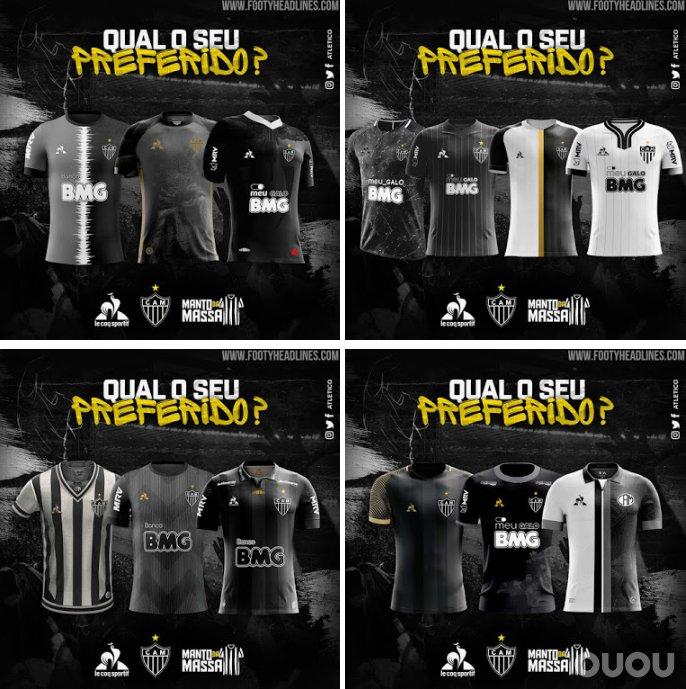13个特别设计:米内罗竞技2020球迷设计活动投票决赛选手公布