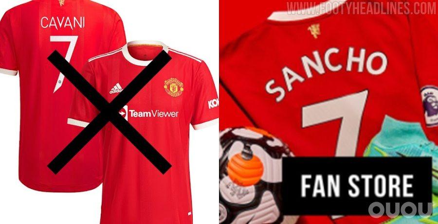 桑乔将会是曼联的新7号?