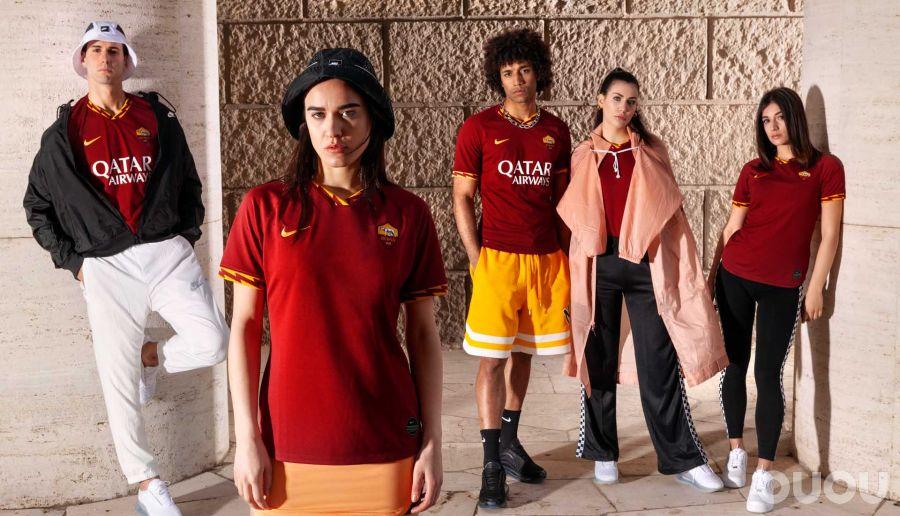 Nike x 罗马球衣TOP10