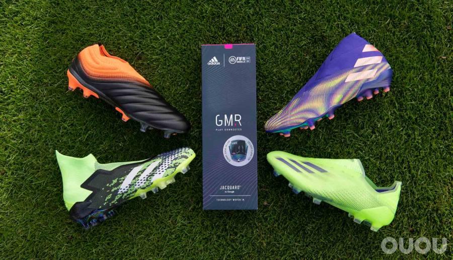 菲利克斯代言adidas GMR