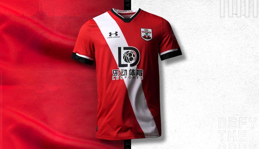 soccerbible评选新赛季英超球衣TOP20