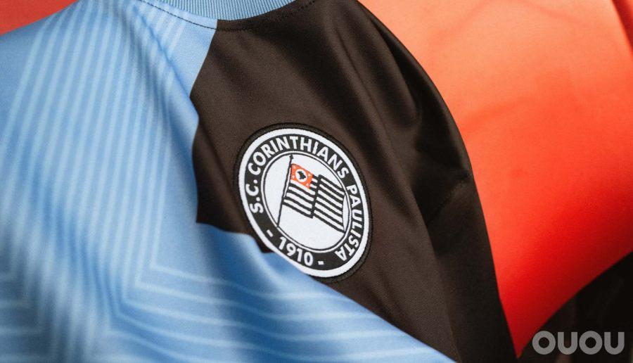 Nike发布科林蒂安110周年纪念版第三球衣