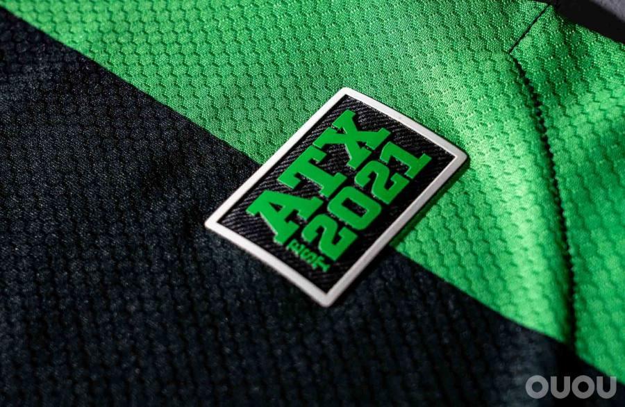 奥斯汀俱乐部发布其首套顶级联赛球衣
