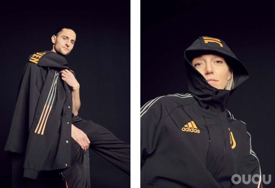 阿迪达斯发布20/21赛季尤文图斯Icons系列服饰