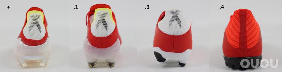 针织材质的又一次胜利 阿迪达斯X Speedflow全系列对比
