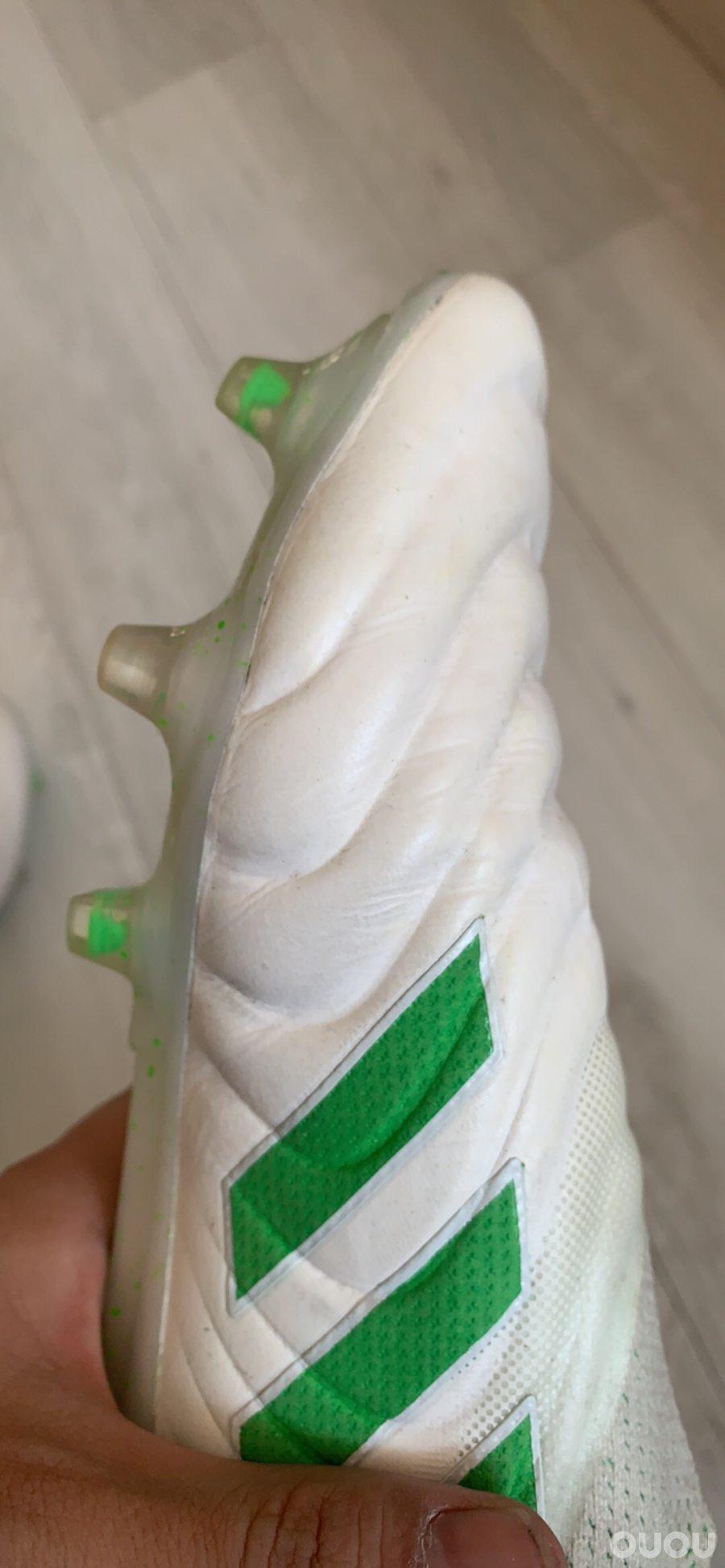 想请各位球星帮忙看看这双鞋真假