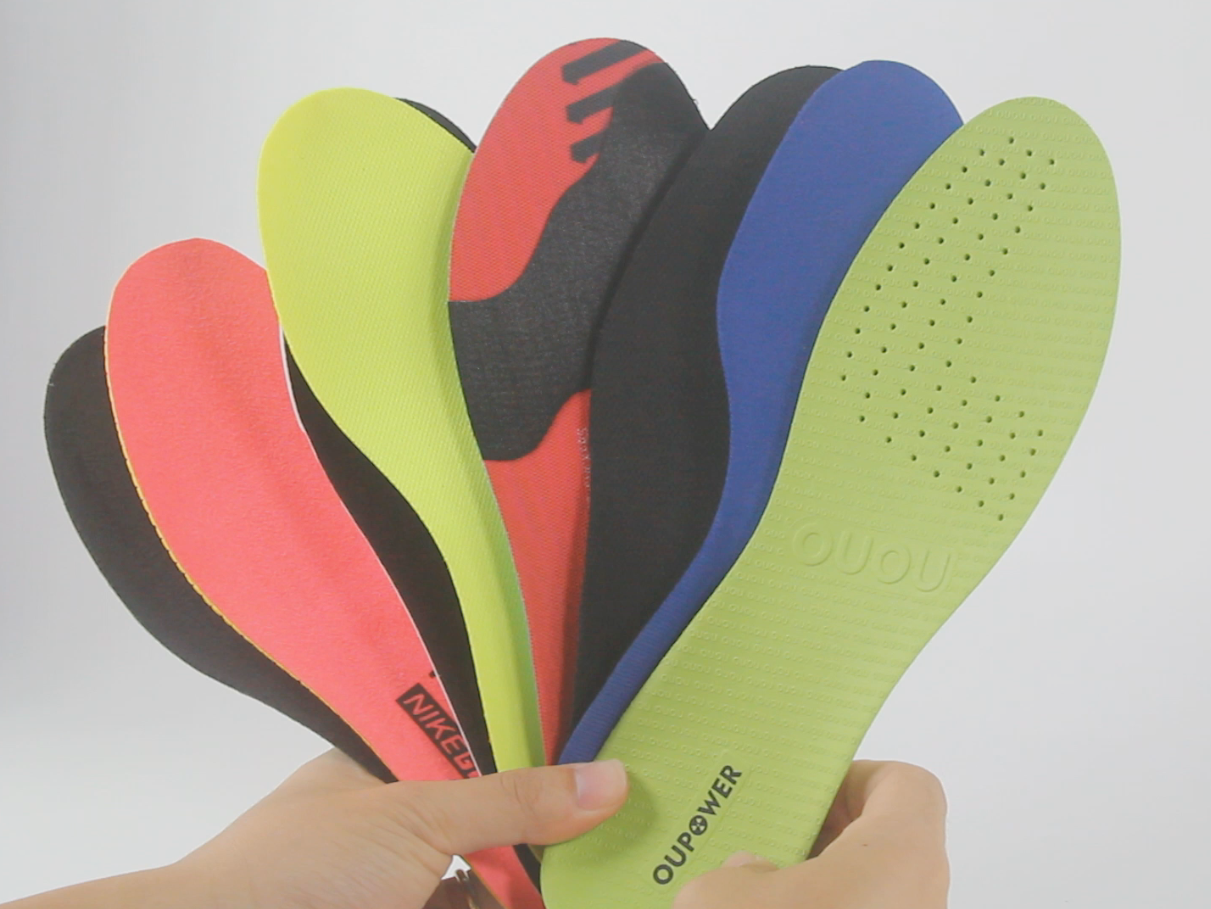 实验告诉你-为何你的鞋垫不防滑