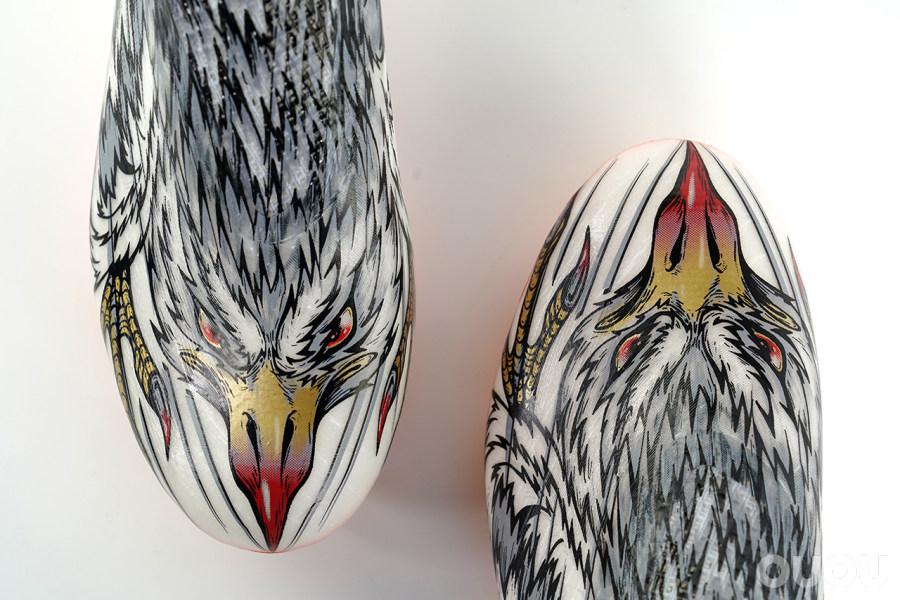 猛禽来袭,阿迪达斯X ghosted+ PF特别版赏析