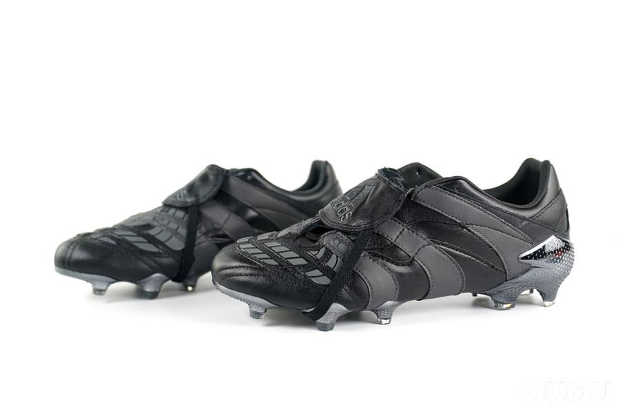 我们还剩多少情怀可以消费?阿迪达斯Predator Accelerator Eternal Class足球鞋赏析
