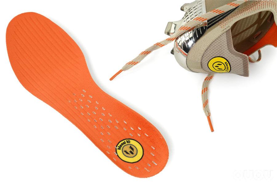真香警告!阿迪达斯 X Speedflow El Retorno梅西限量特别版足球鞋赏析