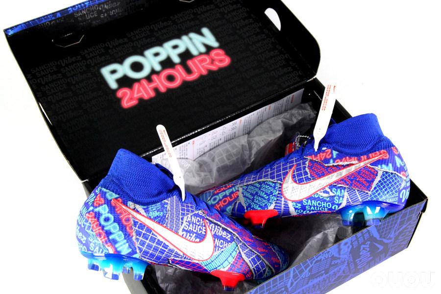 冉冉升起的未来之星,Nike Mercurial Superfly 7 Elite  FG桑乔专属配色赏析